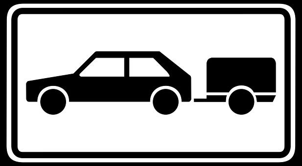 remorque voiture